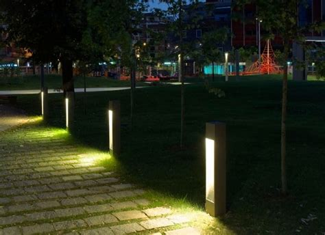 Landscape Bollard Lighting Outdoor Floodlights Halogen Or Led Diynot Forums