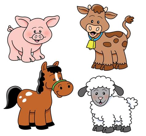 clipart animali farm animal clip farm clip picsora