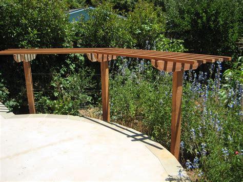 grapevine trellis design made grape arbor by splinter custommade
