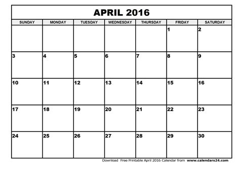 printable planner april 2016 april 2016 calendar may 2016 calendar