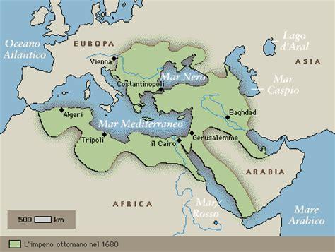 impero ottomano cartina l ascesa dei musulmani e dei mongoli in asia nascita e