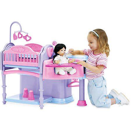 Feeding Set Ninio deluxe doll nursery 10 play set walmart
