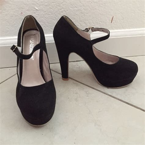 macy high heels 57 macy s shoes black high heels from s