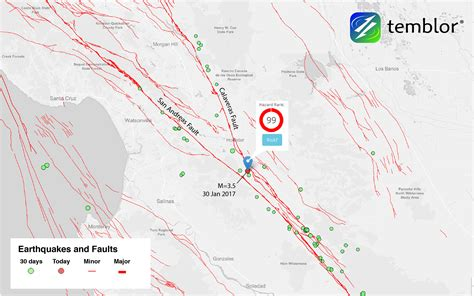 earthquake fault lines map san andreas fault map calaveras fault map california