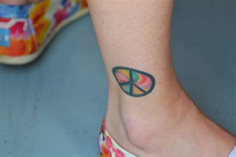 small peace sign tattoo peace sign tattoos designs ideas and meaning tattoos