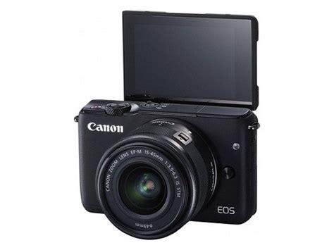 Kamera Canon M10 Terbaru Canon Luncurkan Tiga Kamera Compact Terbaru Jagat Review
