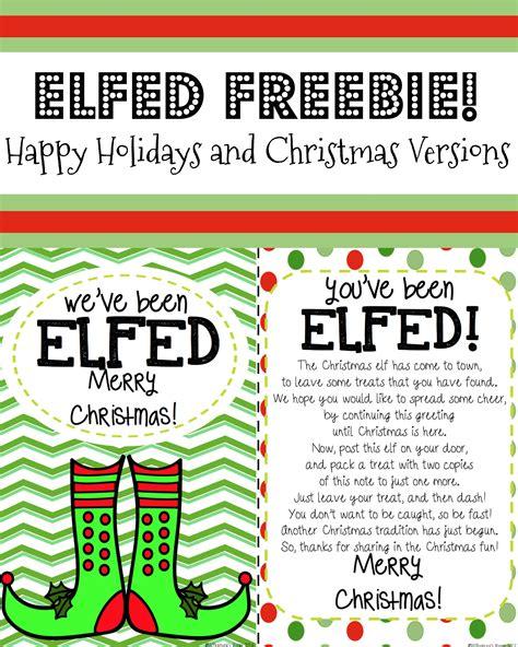 printable elf activities you ve been elfed elf fun elf printable elves you ve