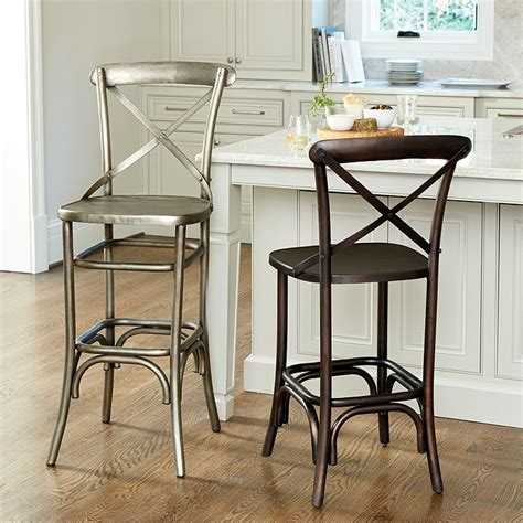 ballard designs stools constance metal counter stool ballard designs
