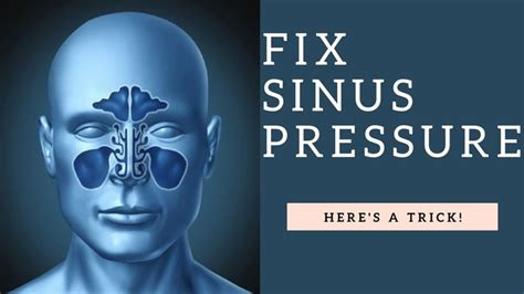Detox Stuffy Nose by Best 25 Sinus Pressure Ideas On What Causes