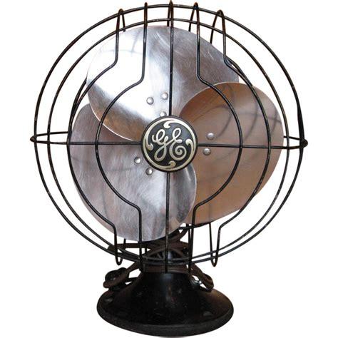 vintage fan l vintage general electric fan sold on ruby lane