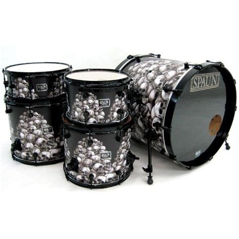 Skull Furniture For Sale by Skull Furniture For Sale Skull Drums Polyvore Neat