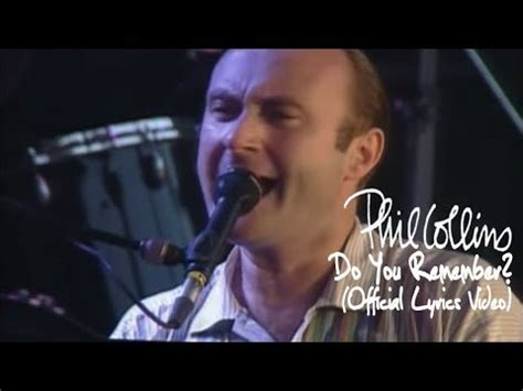 phil collins  groovy kind  love lyric video  video