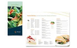 free menu template free sle price list template images