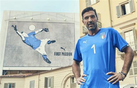 maglia portiere nazionale italiana nuova maglia nazionale italiana calcio 2018