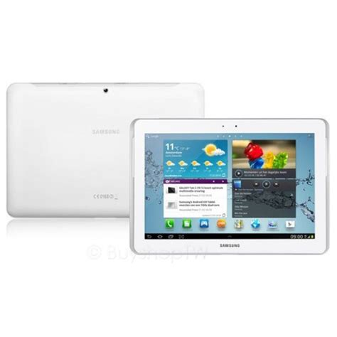 Samsung Tab 2 16gb samsung galaxy tab 2 gt p5113 10 1 quot 16gb tablet android white 5 year warranty ipads tablets
