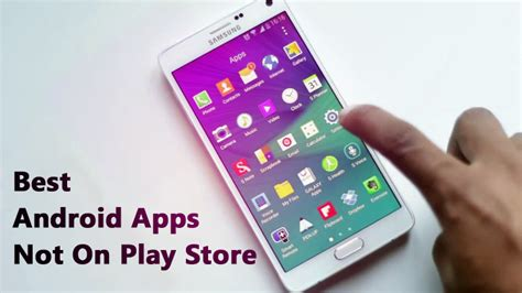15 amazing android apps you wouldn t find on play store - Best Android Apps Not In Play Store