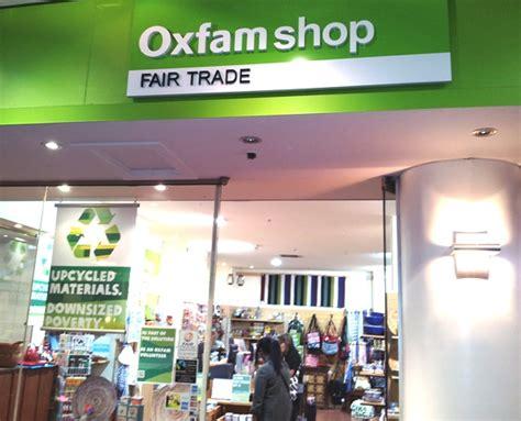 Oxfam Ireland Fair Trade Shop by Oxfam Shop Bourke Melbourne