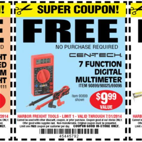 Harbor Freight Gift Card Walmart - harbor freight 3 free tools free 4 seniors