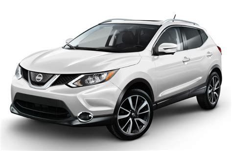 2017 Nissan Rogue Sport Color Options
