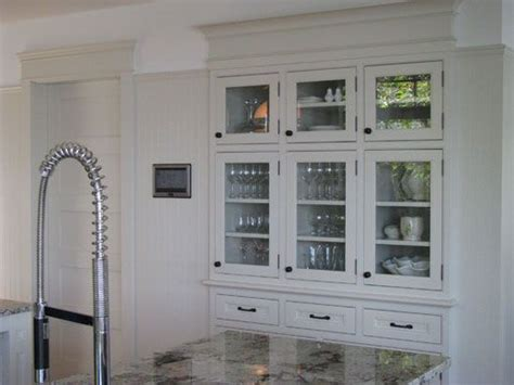 Recessed Kitchen Cabinets by Recessed Cabinet Kitchen And Dining