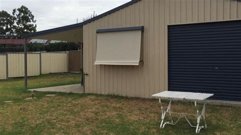 Apollo Blinds And Awnings by Automatic Lock Arm Awnings With Five Different Styles By