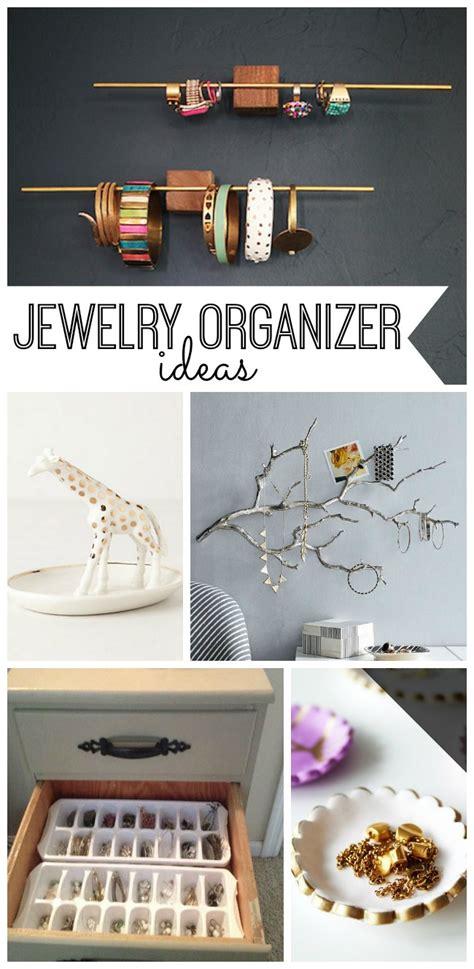 jewelry organizer ideas  life  kids