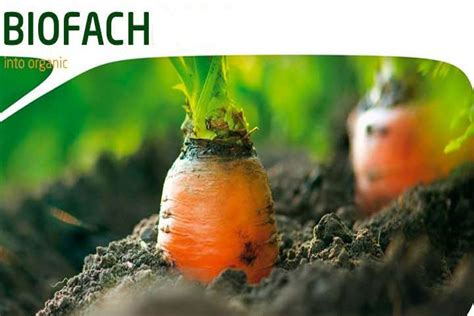 biofach  nurnberg uluslararasi organik ueruenler fuari