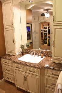 Bathroom vanity with matching linen cabinet quotes