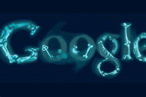 google images x rays x rays google doodle amazing pics of incredible lucky