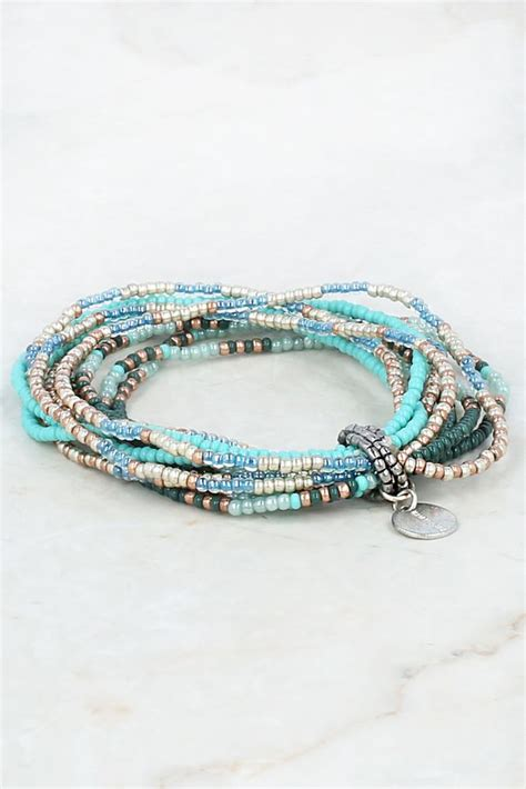 stretch beaded bracelets best 20 stretch bracelets ideas on beaded