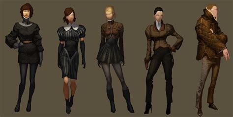 NPC fashion image   Deus Ex: Human Revolution   Mod DB