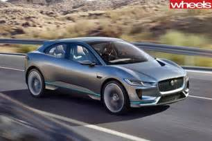 2016 la motor show 2018 jaguar i pace revealed wheels