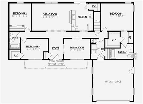 floor plan builder jamison ii floor plans ranch modular homes nj home builder