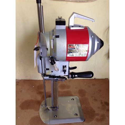 Mata Solder Runcing Potong Kain jual mesin potong bahan kain kaisiman 10 inch 8 inch harga murah jakarta oleh toko sinar tiga