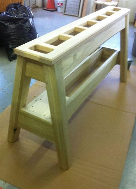 Plans For Wood Lathe Bench