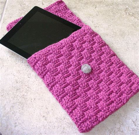 crochet ipad bag pattern 138 best ipad covers images on pinterest crocheted bags