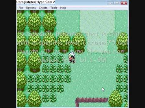 gameshark codes for pokemon emerald shiny cheat youtube