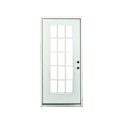 steves sons 48 in x 80 in 10 lite glass solid core steves sons 32 in x 80 in premium 15 lite external
