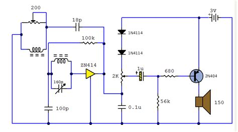 simplifying inductor circuits mk484 radio with loudspeaker the radioboard forums