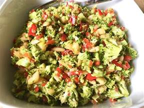 brokkoli kuchen brokkoli paprika apfel salat rezept mit bild kuchen
