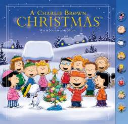 Charlie brown christmas with sound and music