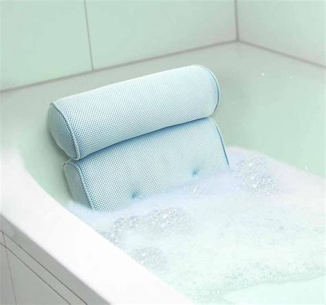 The Most Comfortable Pillow by Best 25 Spa Baths Ideas On Bath Bench