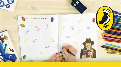 doodle do doctor who doodle the whoniverse with the doctor who doodle book