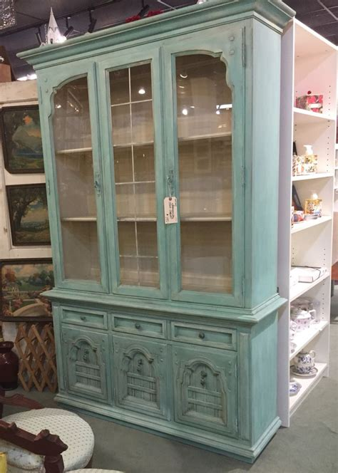 c tech cabinets for sale thomasville china cabinet makeover redo chalk painted