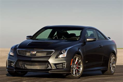 Cadillac V Coupe by Beautiful Track Photos Of Cadillac Ats V Coupe Gm Authority