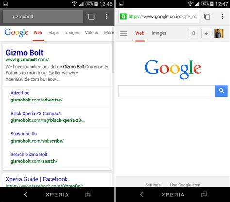 chrome version apk chrome beta version 37 0 2062 39 updated with material design ui touch