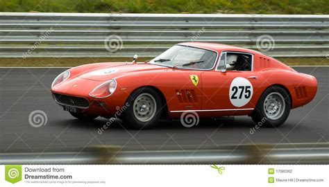 ferrari classic race car classic ferrari sports racing car editorial photography