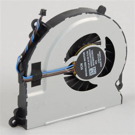 Hp Envy 15 Envy 17 Cpu Processor Cooling Fan 2017 new hp envy 15t envy 17 cpu cooling fan 720235 001 720539 001 6033b0032801 dc5v 0 4a