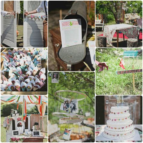 diy vintage backyard wedding 2017 2018 best cars reviews
