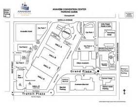 Anaheim Convention Center Floor Plan by Anaheim Convention Center